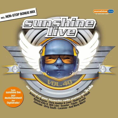 1 von 1 - Sunshine Live Vol.40 (3 CD`s)