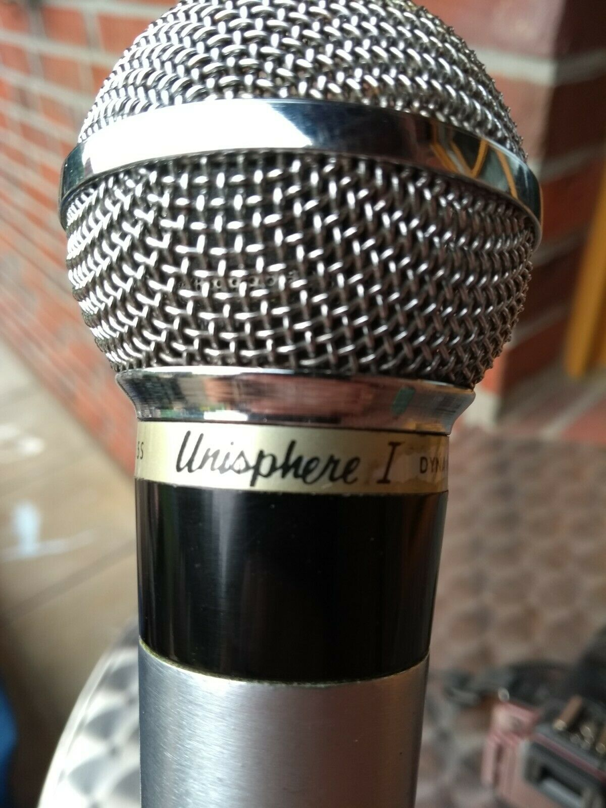 SHURE 565s Unisphere i MADE IN USA VINTAGE MICROFONO