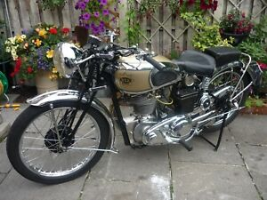RARE-1939-BSA-M24-GOLD-STAR-M20-FRAME