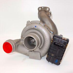 Garrett-Turbolader-Mercedes-Benz-S-320-CDI-W221-mit-Ladedrucksteller-765156