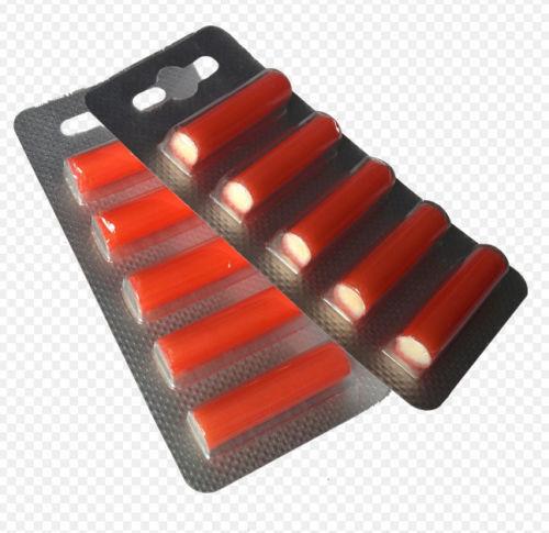 Dieci Hepaflo alta filtrazione Sacchetti per aspirapolvere Numatic Henry FREE AIR freshners