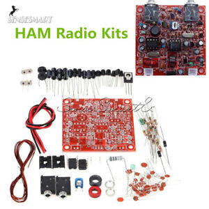 Forty-9er-Kit-7-023MHz-Short-Wave-Ham-Radio-Telegraph-Transceiver-3W-CW-DIY
