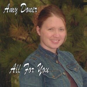 Amy Doner - All for You [New CD]