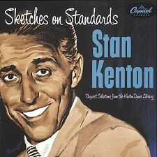 Sketches on Standards by Stan Kenton (CD, Apr-2002, Blue Note NEW!! Sealed!!