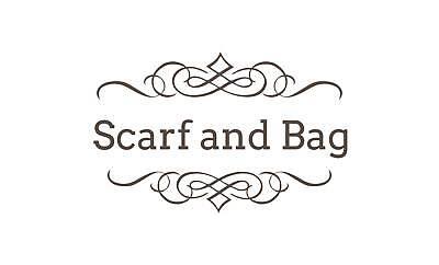 Scarf and Bag