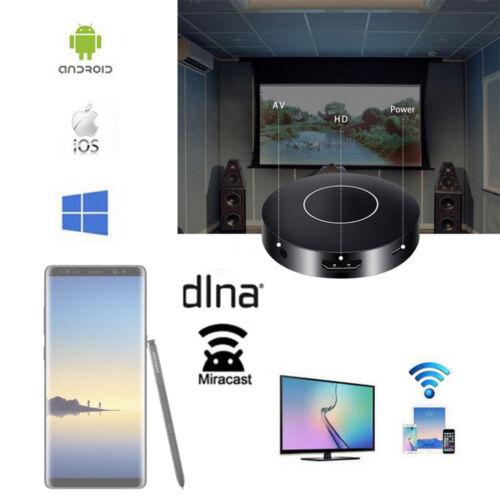 Airplay Miracast TV Stick WiFi screen mirroring Wireless HDMI AV HDTV Dongle