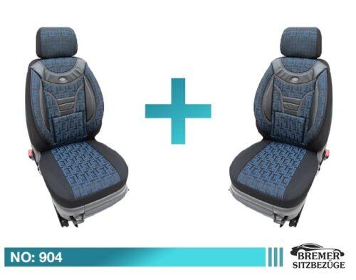 Chevrolet Schonbezüge Sitzbezug Sitzbezüge Fahrer /& Beifahrer 904