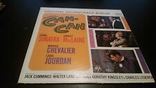 Can Can Soundtrack Vinyl Record LP - Cole Porter -  High Fidelity W 1301
