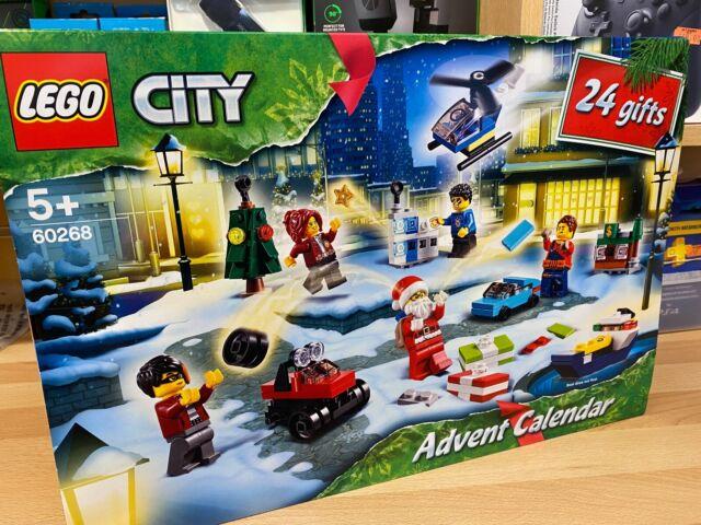 Lego City Advent Calendar - 2020 Edition (60268) BRAND NEW