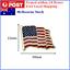 USA-American-Flag-Enamel-Lapel-Pin-Badge-Flat-Hat-Pin-Brooch thumbnail 1