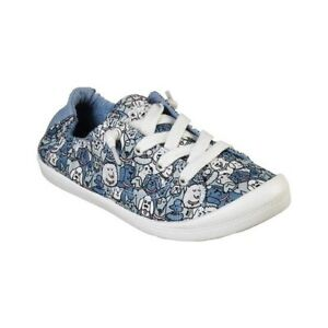 Skechers-Women-039-s-BOBS-Beach-Bingo-Woof-Pack-Sneaker