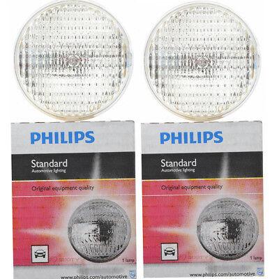Philips Standard Sealed Beam Light Bulb 4406C1 for 4406 PAR-36 12.8V 35W ff