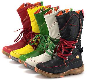 TMA-Damen-Winter-Stiefel-Boots-Gefuettert-Winterstiefel-Gr-36-bis-42-Neu-1384