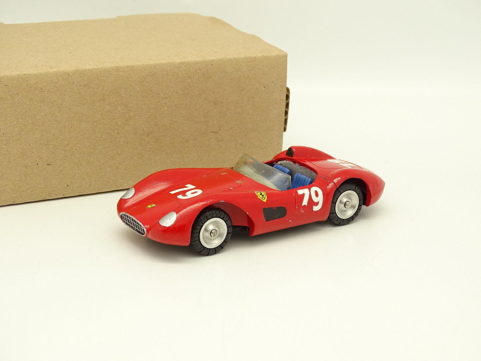 Solido + Transkit SB 1 43 - Ferrari 500 TRC Nr.79