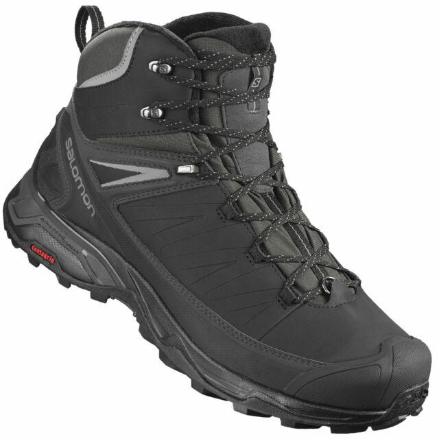 Salomon x Ultra mid Winter Cswp Mens Winter Shoes Walking Boots Boots Medium