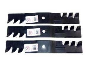 "(3) 44"" Toro Gator Style Blade Set 54-0010-03 92-7952-03 15 1/2"" Acheter Un Donner Un"