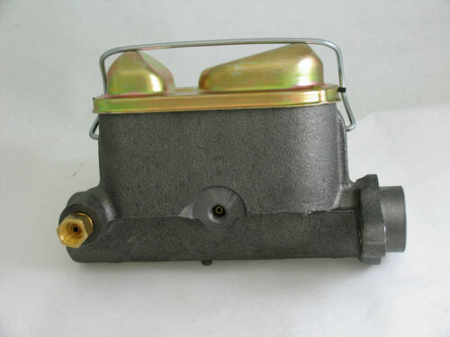 """Disc Drum 1967-1970 Ford Mustang Style Single Bail Master Cylinder 1-1//4/"""" Bore"""
