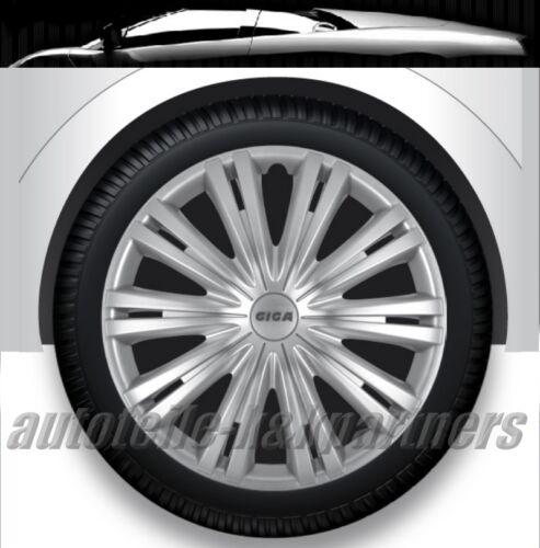 "Tapacubos radzierblenden para Ford//Chrysler 13/"" aduana 4 unidades frase completamente"