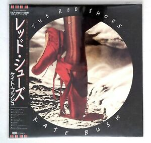 Kate-Bush-The-Red-Shoes-TOCP-67821-JAPAN-CD-Album-Limited-Edition-SEALED
