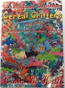 Breakfast-Cereal-Toys-Book-By-Craig-Hall-Rosenhain-amp-Lipmann-Kellogg-Premiums