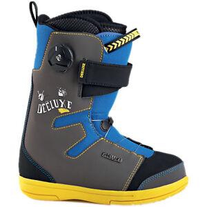 Deeluxe-Junior-Boa-Enfants-Softboots-Chaussures-de-Snowboard-Snowboard-Boots