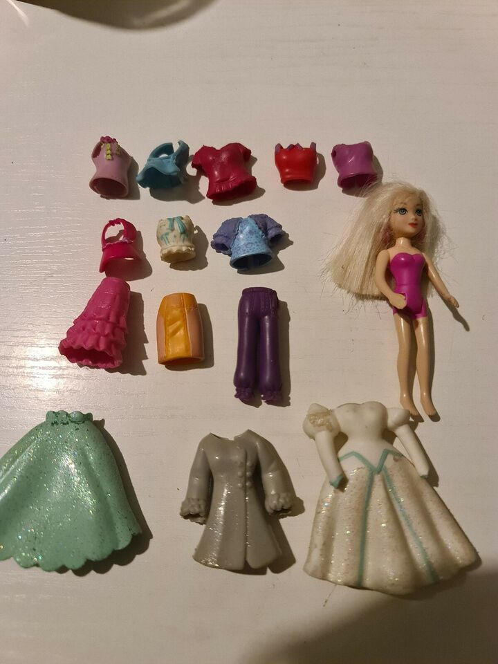 Barbie, Barbie mini doll