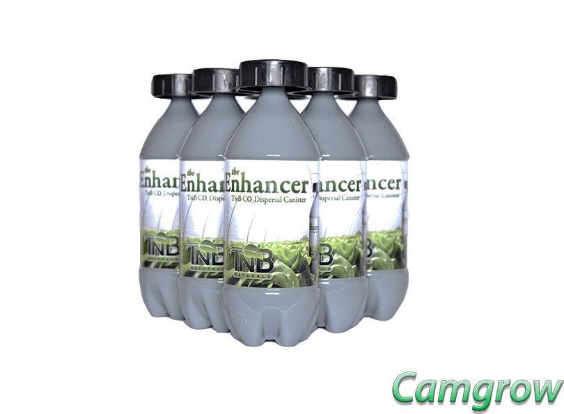 10 x TNB Naturals CO2 Enhancer Idroponica 100% Biologico
