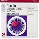 Frederic Chopin: Complete Works for Piano and Orchestra (CD, Jun-1993, 2 Discs, Philips)