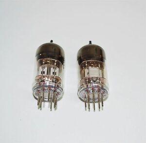 NEU-2pcs-6N2P-EV-matched-pair-Tube-Voskhod-Rocket-NOS-12AX7-ECC83-7025-575