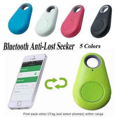 New Bluetooth Anti-Lost Seeker Locator Alarm Key Finder Remote Car Tracker