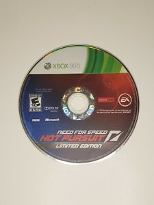Need for Speed: Hot Pursuit(Microsoft Xbox 360, 2010) Game Only. Works