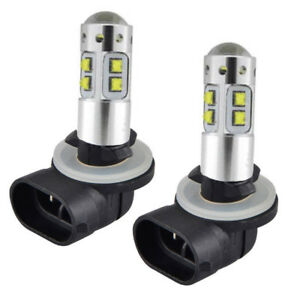 2x 881 100W LED Car Headlight Bulb For Polaris Sportsman 300 400 450 500 550 570