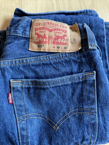 levis 501 made in usa - image 1