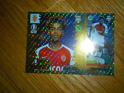 FIFA 365-2019 The Golden World of football Détail Sticker choisir de football de