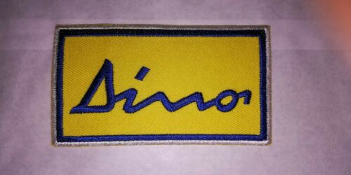 A522 Shield Patch Dino Ferrari 9 5 CM
