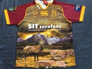 Southland Stags Rugby Union Jersey (MEDIUM)