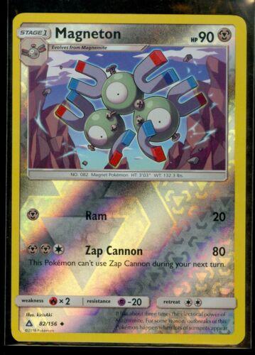 Ultra Prism Rev Holo MINT Pokemon MAGNETON 82//156