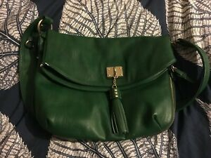 71c9b59e625 Image is loading Women-039-s-green-handbag-ALDO