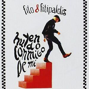Fito-amp-Fitipaldis-Huyendo-Conmigo-de-Mi-New-CD-Argentina-Import