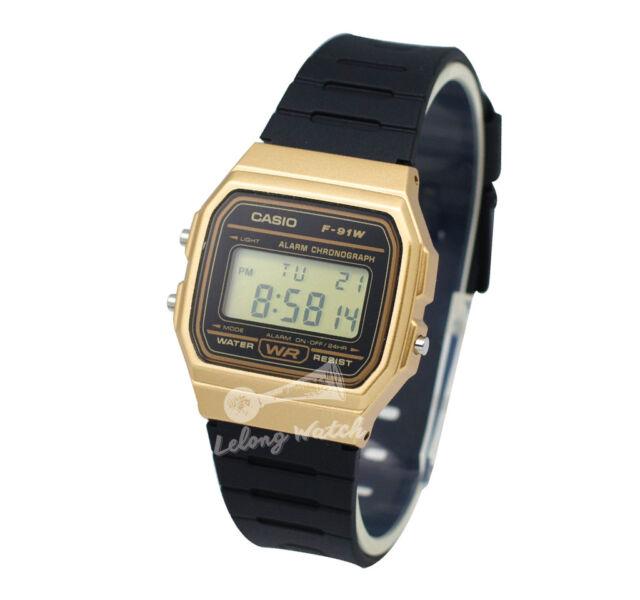 0f8d9b86d7e -Casio F91WM-9A Digital Watch Brand New   100% Authentic NM