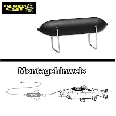 Black Cat Dead Float Köderfisch Pose Unterwasserpose 20-40g Wallerpose Wels