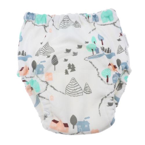 Baby Trainings Hosen Säuglings wiederverwendbare Windel waschbare Windel