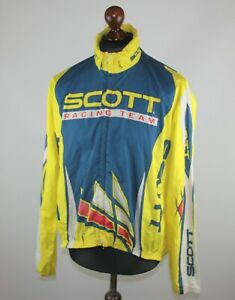 Scott-USA-cycling-windstopper-jacket-Size-L