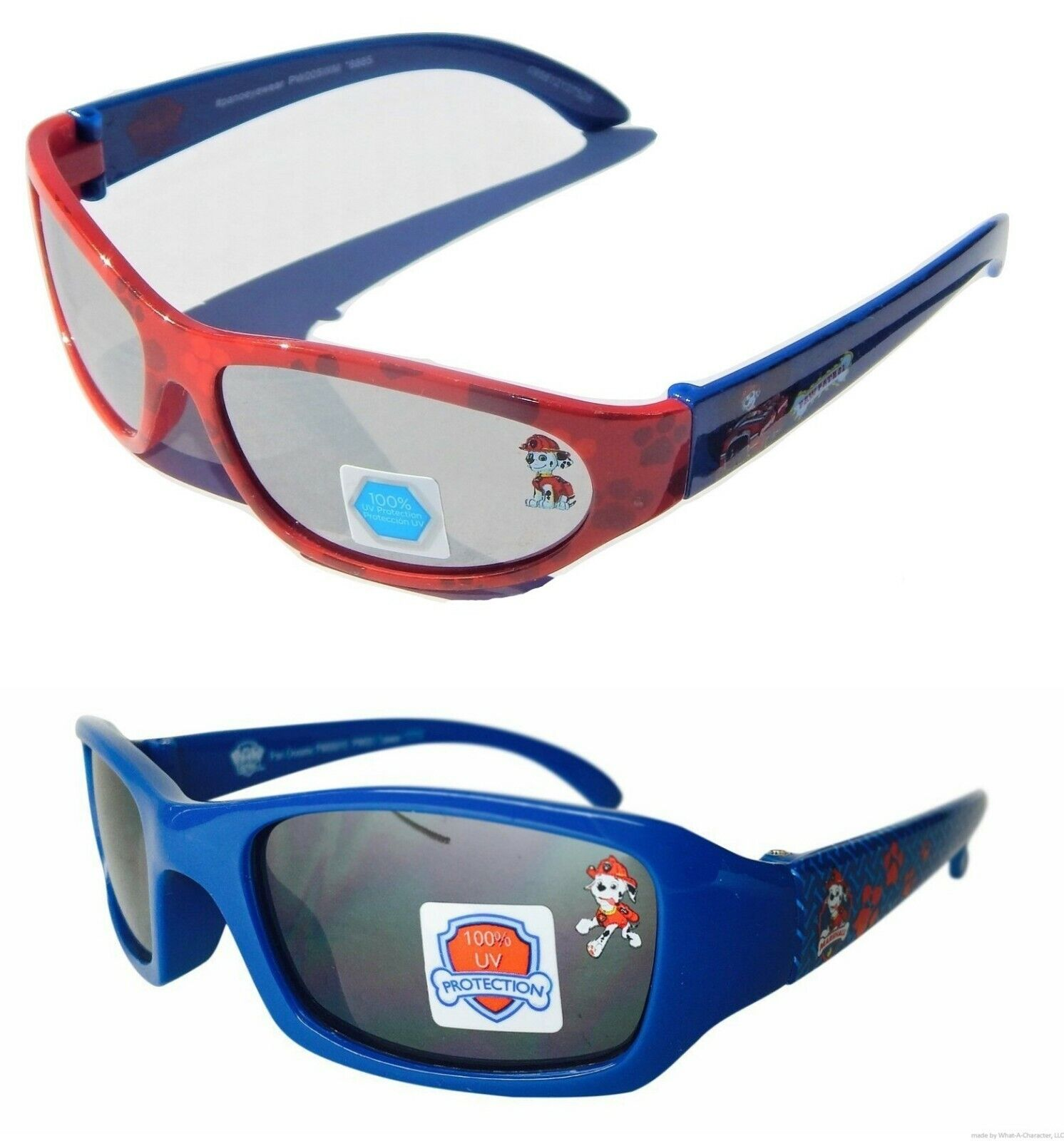 TROLLS PRINCESS POPPY Girls 100/% UV Shatter Resistant Costume Sunglasses NWT $13
