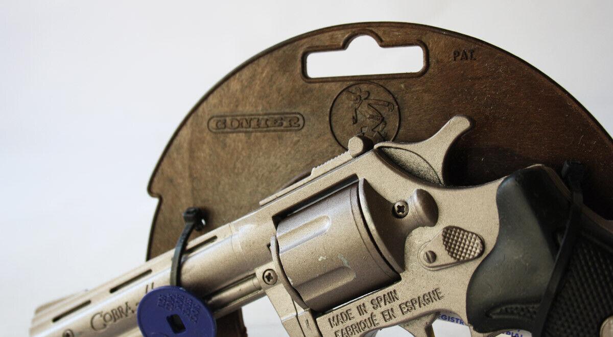 Villa 1571 Pistola Nevada Black 12 Shots Blister 8006812015715