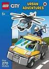 LEGO City: Urban Adventures Sticker Activity Book by Penguin Books Ltd (Paperback, 2015)