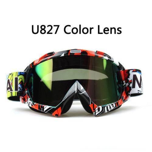 Adult Goggles Motorcycle Motocross Racing ATV MX Dirt Bike Off Road Eyewear NEW