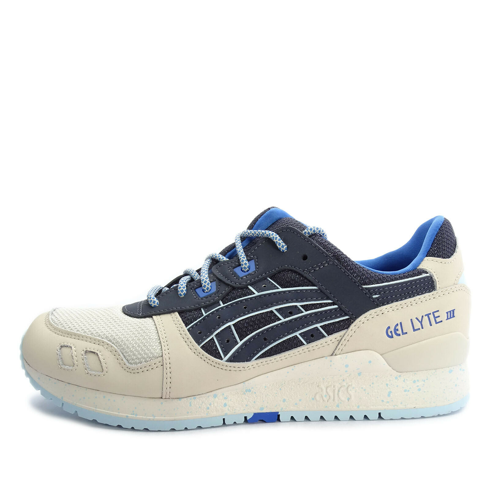 Asiacs Tiger GEL-Lyte III [H7L0L-5858] Classic Laufen India Ink Sail