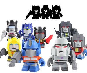Transformers The Loyal Subjects Series Two Mini Vinyl Figure 1 Blind Box