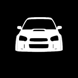 Image is loading Custom-Blob-Eye-Subaru-Sticker-Vinyl-Decal-For-